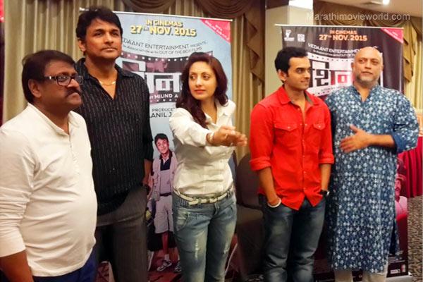 Gurleen Chopra, Saurabh Gokhale, Yatin Karyekar Pictures