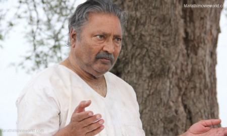 Actor Vikram Gokhale In Marathi Movie 'Khopa'