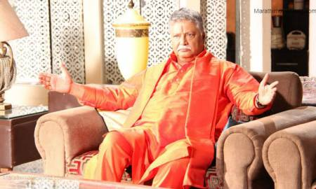 Vikram Gokhale in Marathi movie 'Rashtra'