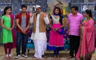 Ashok Saraf, Mahesh Manjrekar, Pooja Sawant, Vrundavan Film