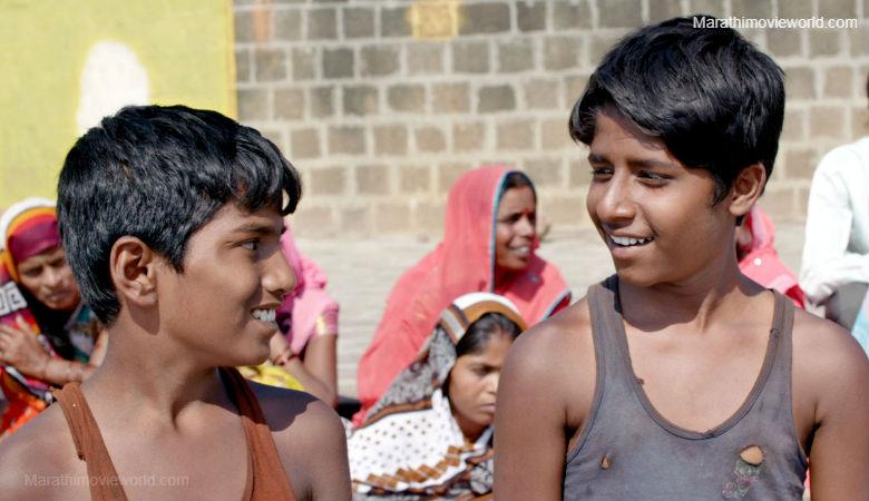 Yash Kulkarni in Marathi movie 'Ghat' still