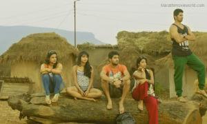 Youth Marathi Film Still