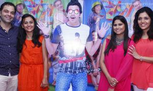 Sagar Deshmukh Parna Pethe Sai Tamhankar and Mukta Barve YZ